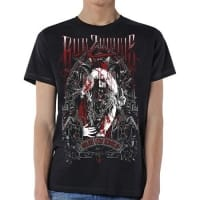 Rob Zombie Krampas Zombie T-Shirt, Medium