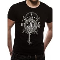 Apocalyptica Cello T-Shirt, Medium