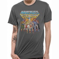 He-Man Masters Of The Universe T-Shirt, Medium