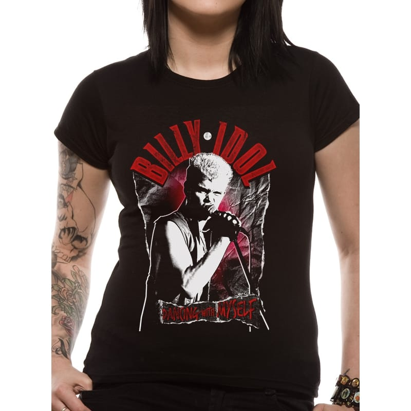 Billy Idol Dancing With Myself T-Shirt