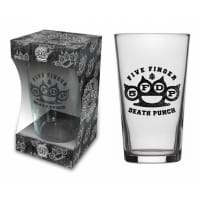 Five Finger Death Punch Pint Glas 57 cl