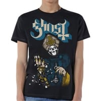 Ghost Papa Of The World T-Shirt, Medium