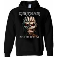 Iron Maiden Book Of Souls Hoodie, Medium