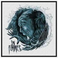 In Flames Siren Charms Patch 10 x 10 cm
