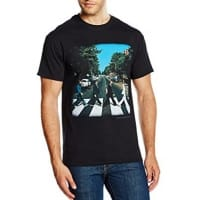 The Beatles Abbey Road T-Shirt, Medium