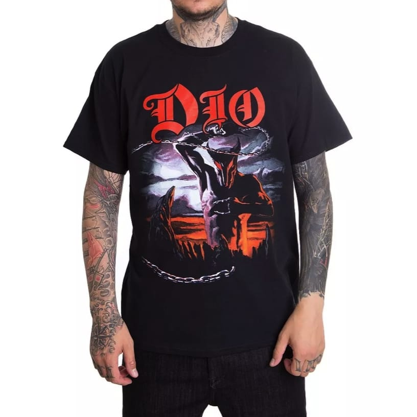 Dio Ronnie James Dio R.I.P. T-Shirt
