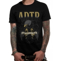 A Day To Remember Faith Eagle T-Shirt, Medium