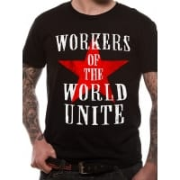 T-Shirt Workers Of The World, Medium