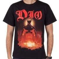Dio Last In Line T-Shirt, Medium