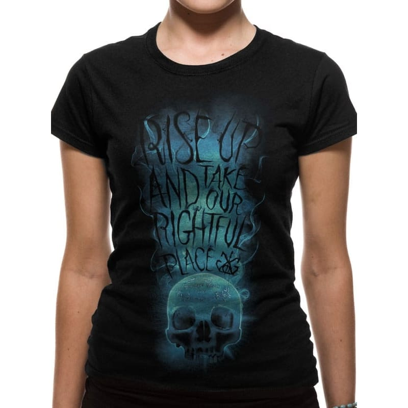 Crimes Of Grindelwald Rise Up Fitted T-Shirt