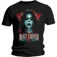 Alice Cooper Decap T-Shirt, Medium