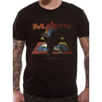 30 Seconds To Mars Walk On Water Vintage T-Shirt, Medium