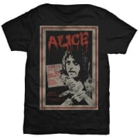 Alice Cooper Vintage Poster T-Shirt, Medium