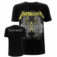 Metallica Sanitarium T-Shirt, Medium