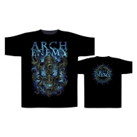Arch Enemy Destruction Plague T-Shirt, Medium