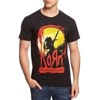Korn Stage T-Shirt, Medium