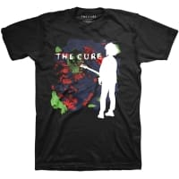 The Cure Boys Dont Cry T-Shirt, Medium