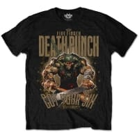 Five Finger Death Punch Sgt Major T-Shirt, Medium