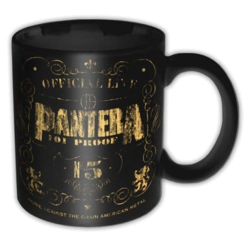 Pantera 101 Proof Mugg