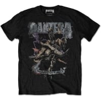 Pantera Vintage Rider Cowboys From Hell T-Shirt, Medium