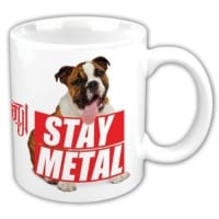Miss May I Dog Mugg