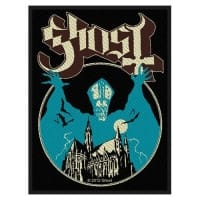 Ghost Opus Eponymous Patch ca 7 x 10 cm