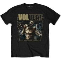 Volbeat Seal The Deal T-Shirt, Medium