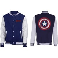 Avengers Shield Baseballjacka, Medium