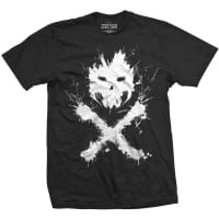 Captain America Civil War Crossbones T-Shirt, Medium