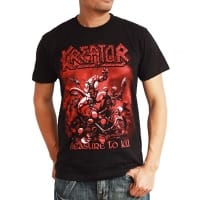 Kreator Pleasure To Kill, Medium