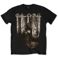 Children Of Bodom Doom Death T-Shirt, Medium