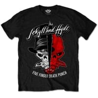 Five Finger Death Punch Jekyll & Hide T-Shirt, Medium