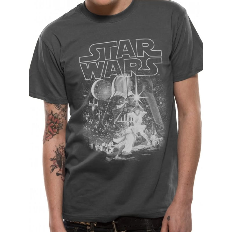 Star Wars Classic New Hope T-Shirt