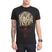 Korn The Paradigm Shift T-Shirt, Medium